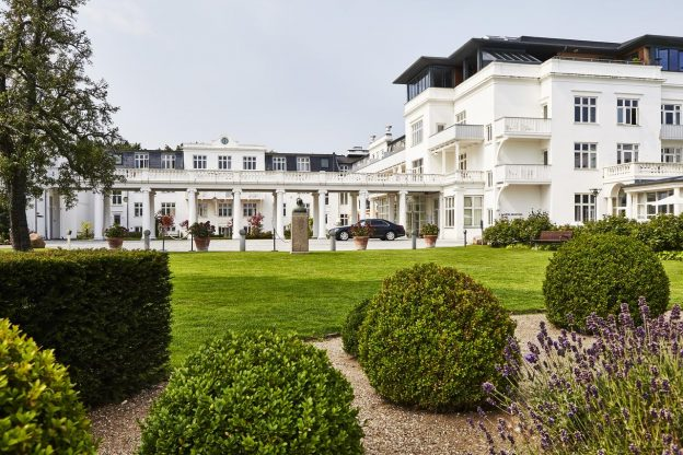 Skodsborg Kurhotel Nordsjælland