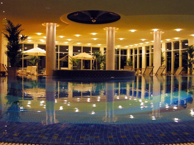 Vitalia Seehotel Wellnessophold Tyskland