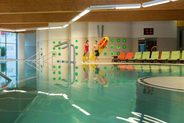 Hotel Aquarius kurophold wellness Polen